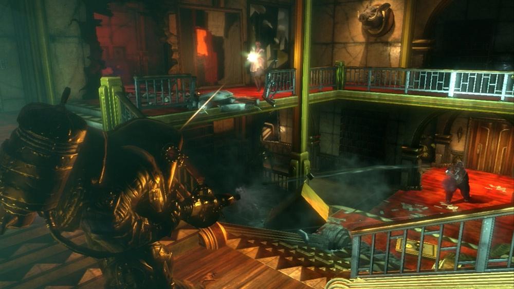 Imagem de BioShock 2