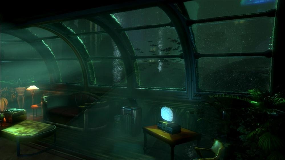 Изображение из BioShock 2
