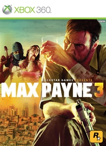 Max Payne 3 First Trailer