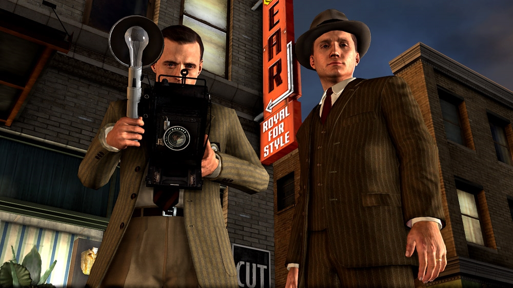 Image from L.A. Noire