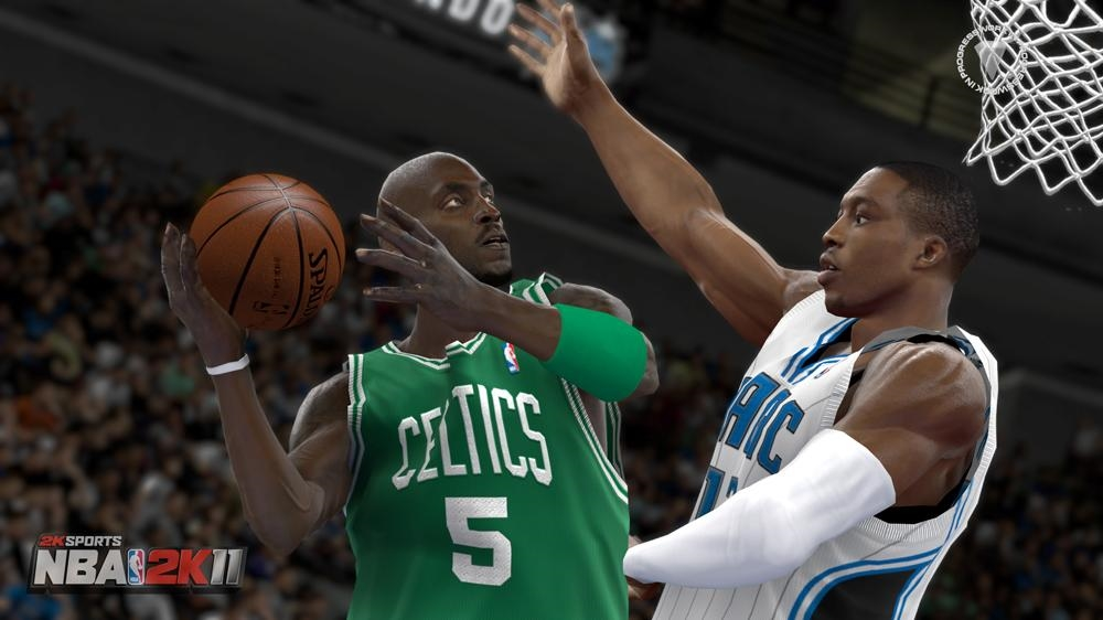 Billede fra NBA 2K11