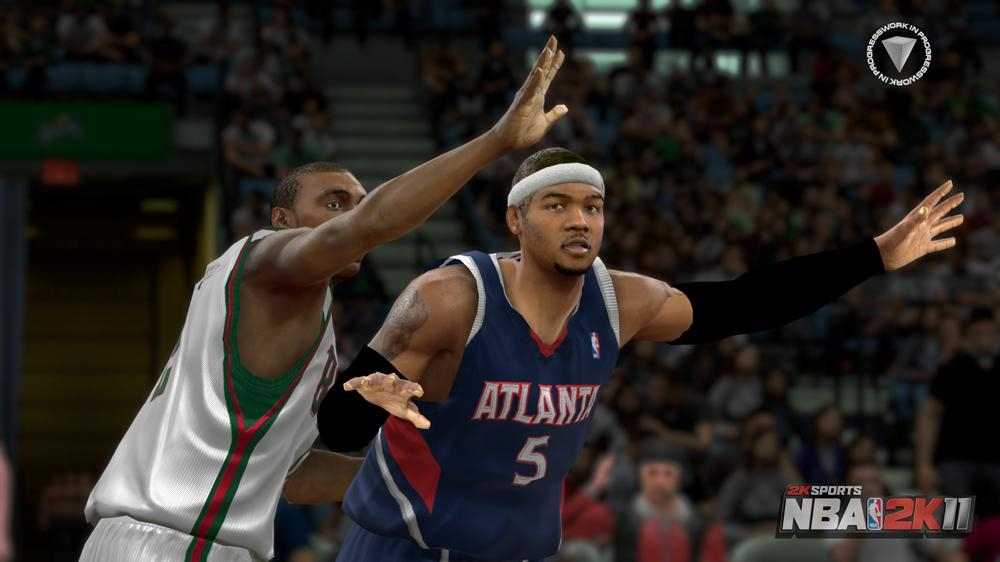 Image from NBA 2K11