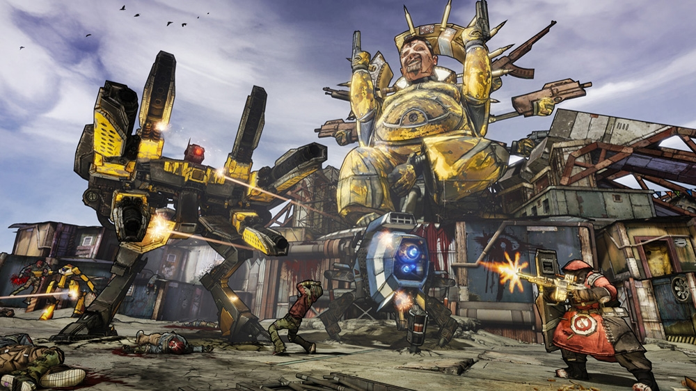 Immagine da Borderlands 2