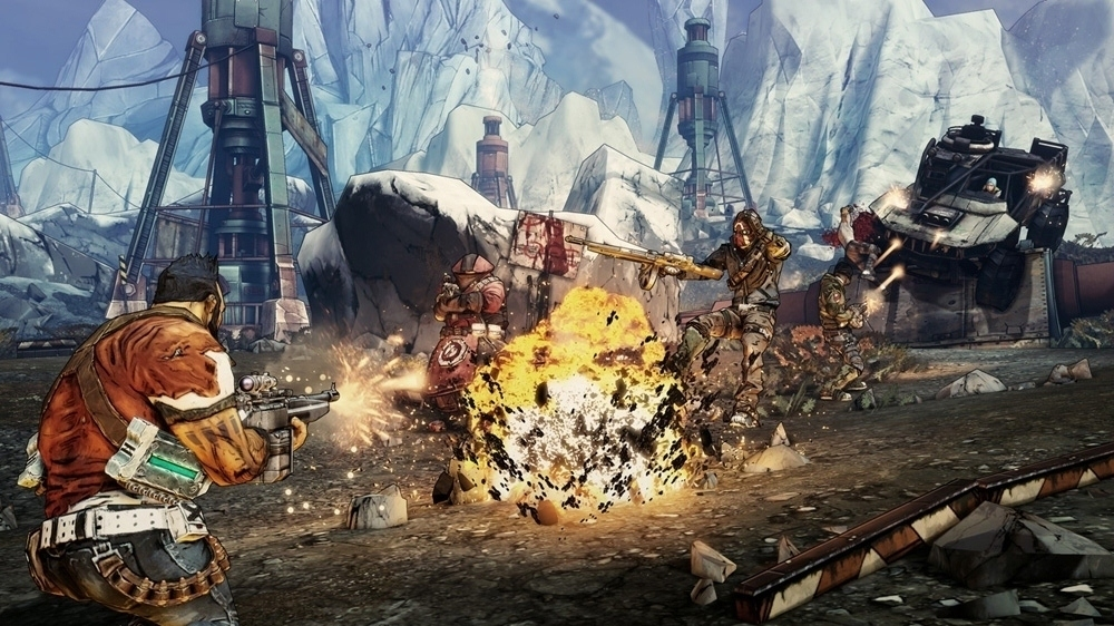 Kuva pelist Borderlands 2