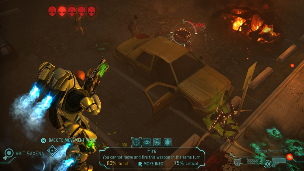 Snmek ze hry XCOM: Enemy Unknown
