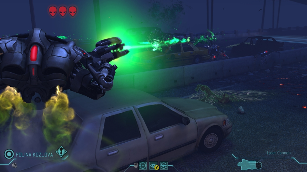 Bild från XCOM®: Enemy Unknown