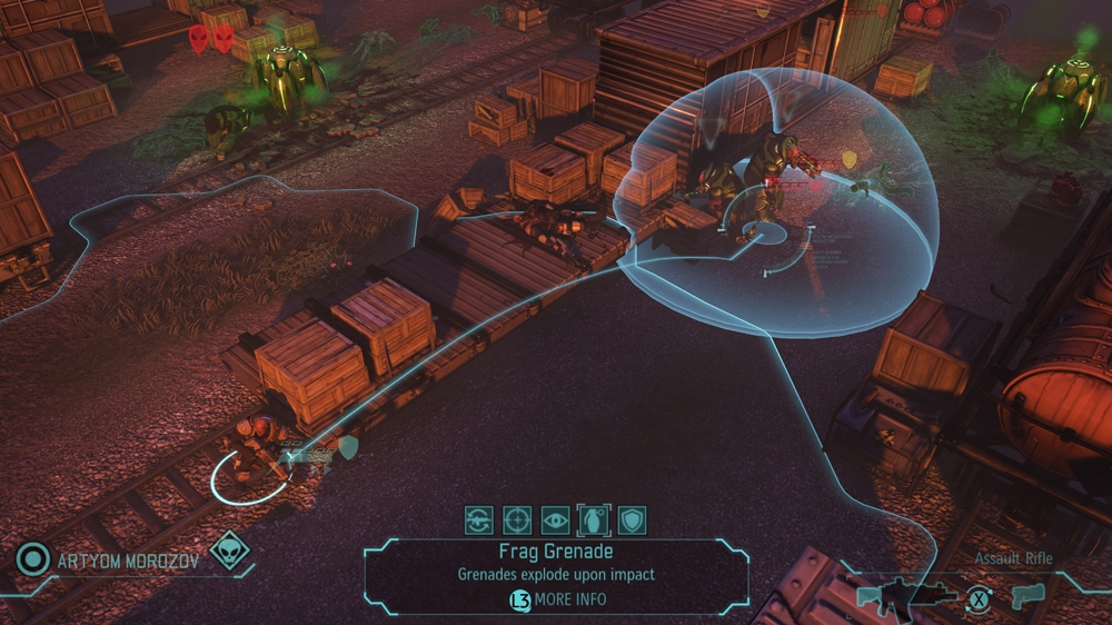 Kép, forrása: XCOM®: Enemy Unknown