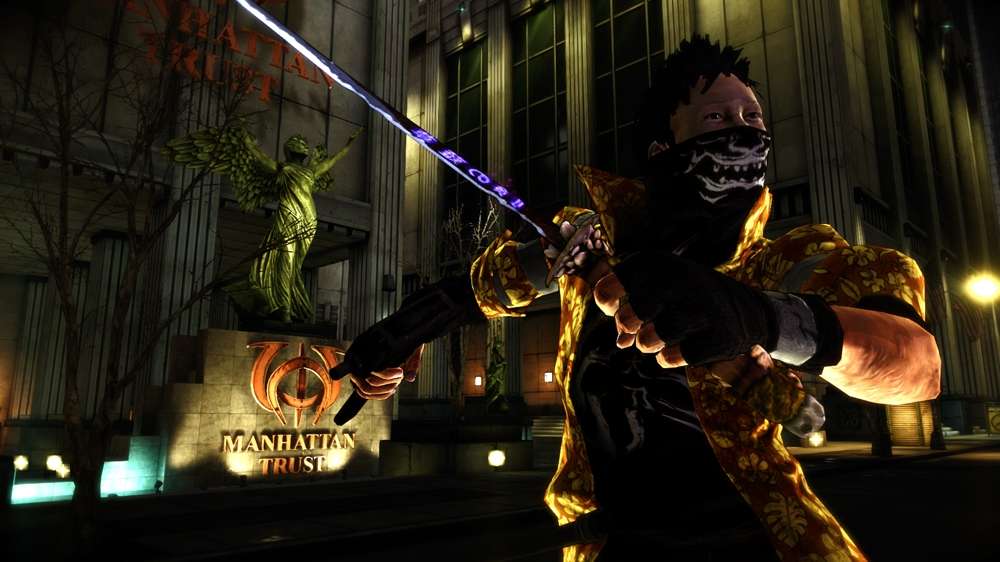 Image from The Darkness II