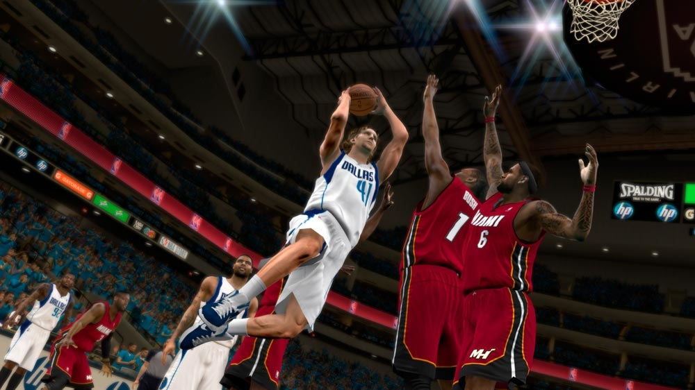 Image from NBA 2K12