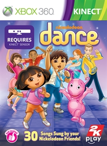 Nickelodeon Dance