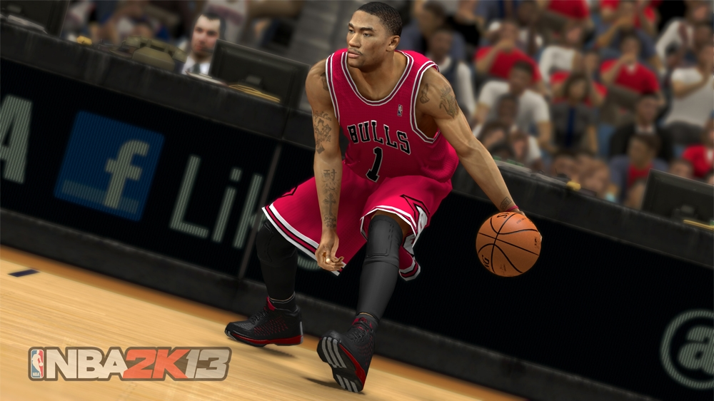 Kuva pelist NBA 2K13