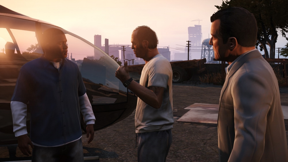 Image from GTA V