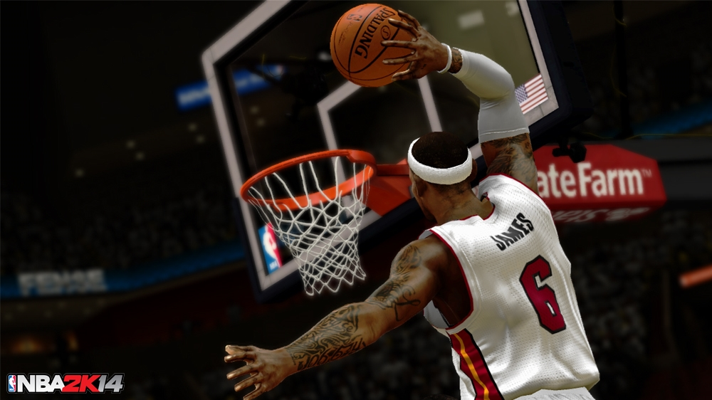 Image from NBA 2K14