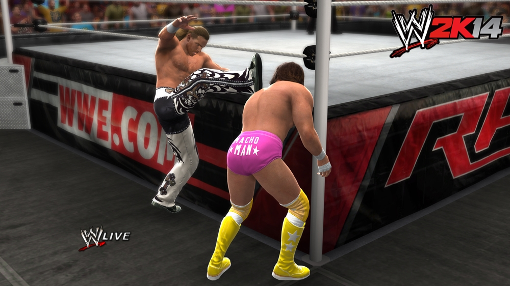 Image from WWE 2K14
