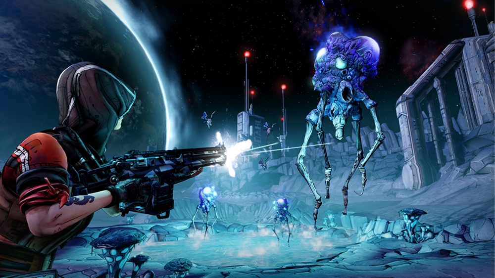 Image from Borderlands: The Pre-Sequel