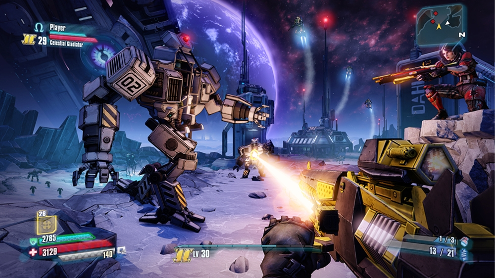 Borderlands: The Pre-Sequel のイメージ