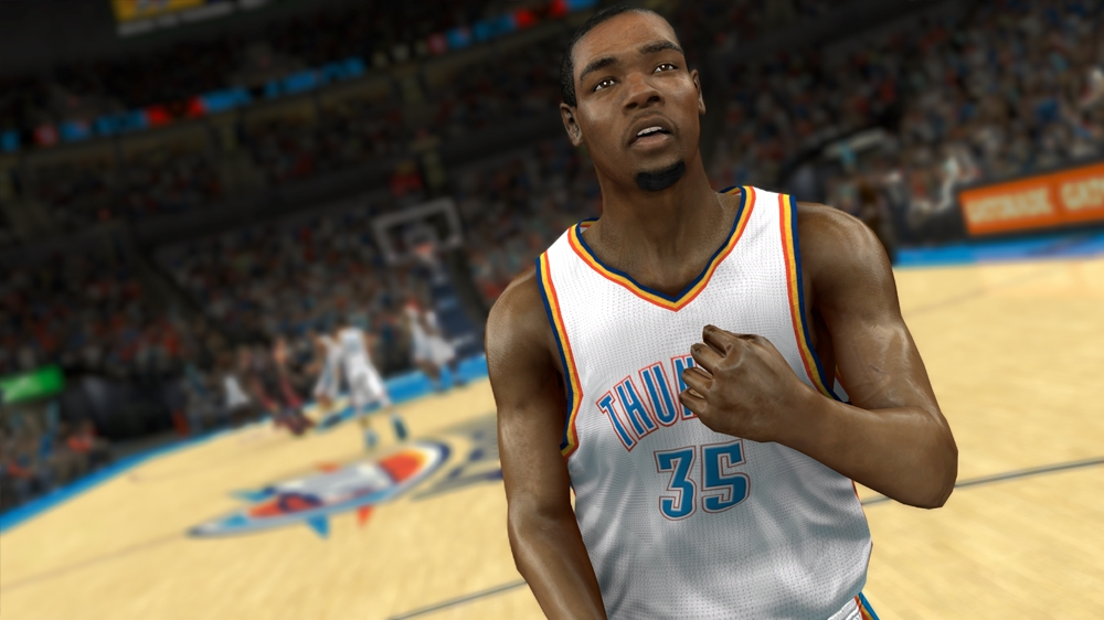 Image from NBA 2K15