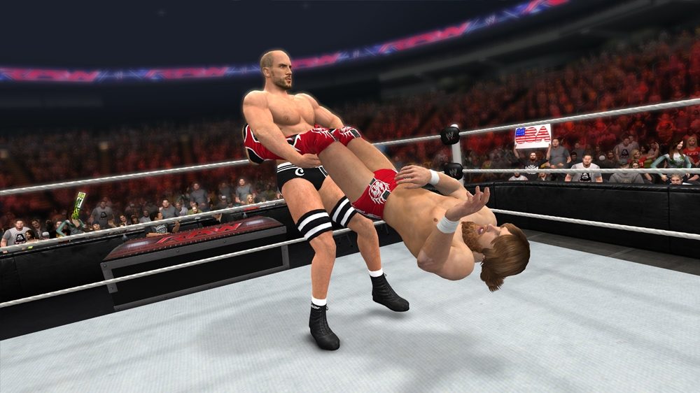 Image from WWE 2K15