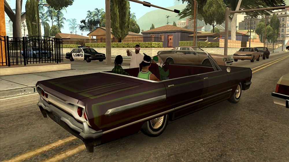 Image from Grand Theft Auto: San Andreas