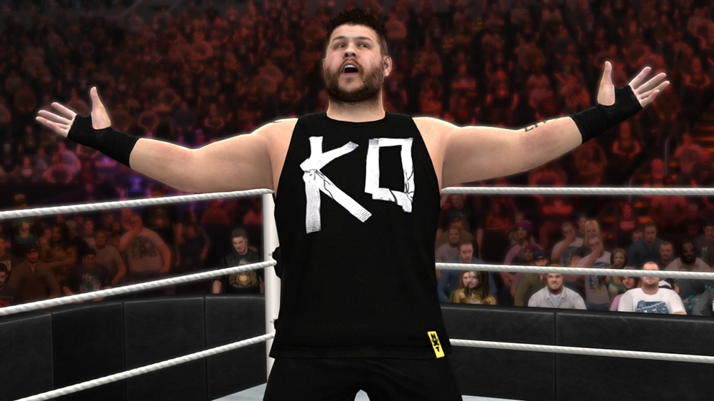 Image from WWE 2K17