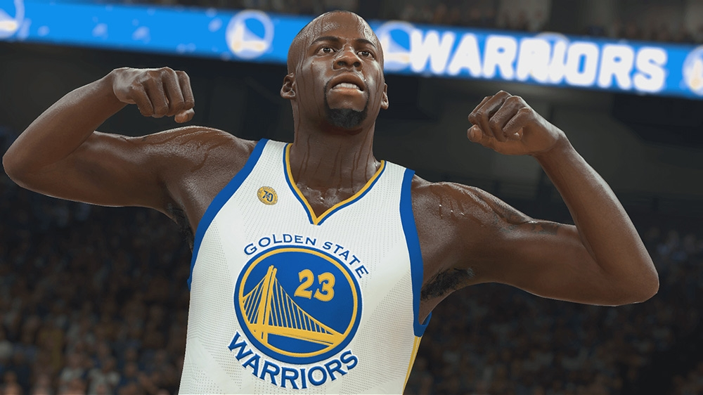 Image from NBA 2K17