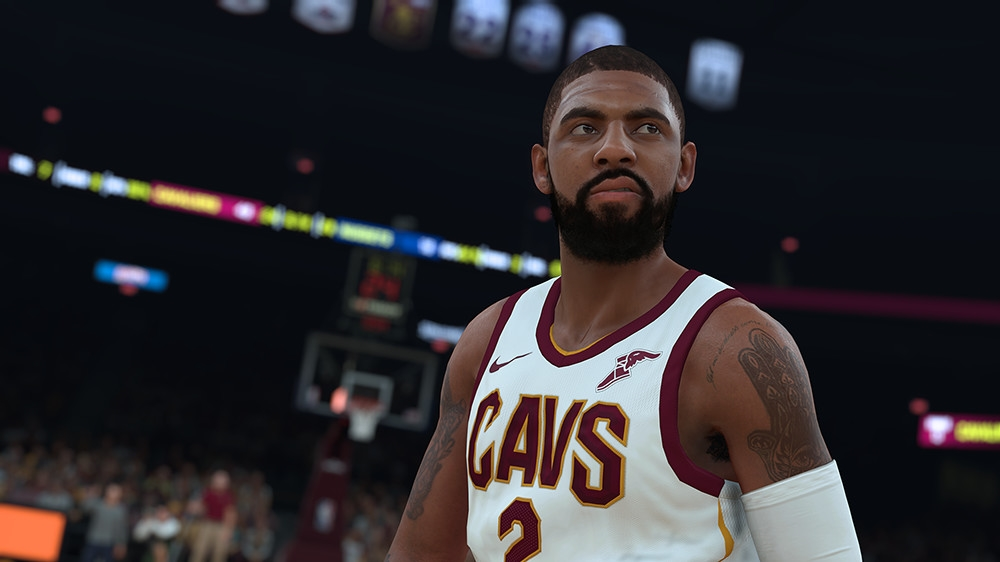 Image from NBA 2K18