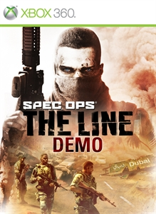 Spec Ops: The Line Demo