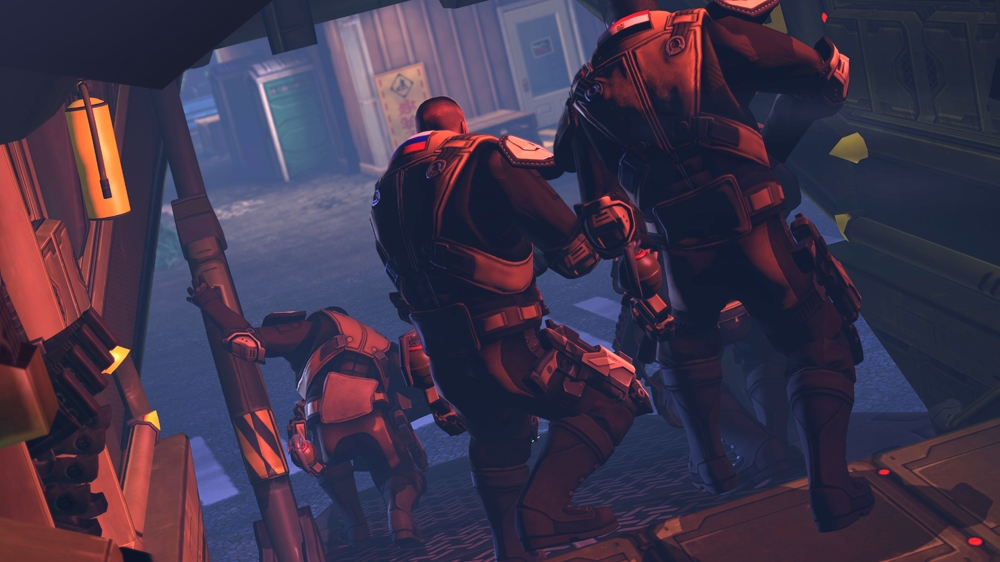 Image from XCOM: Enemy Unknown Demo
