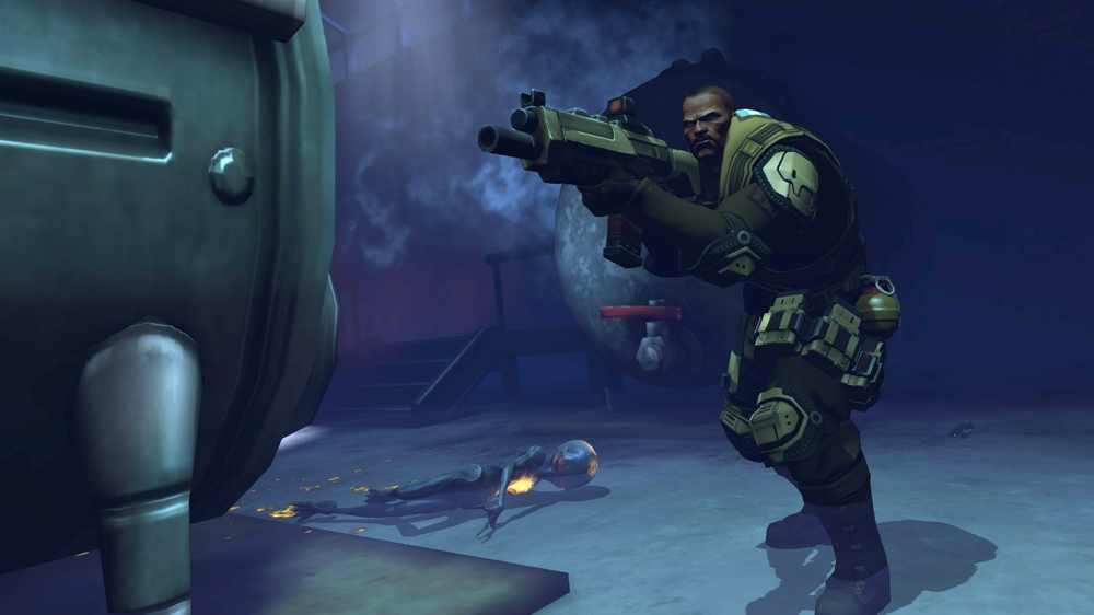 Bilde fra Demo av XCOM: Enemy Unknown
