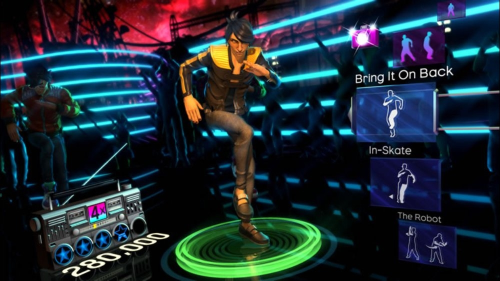 Image from Dance Central
