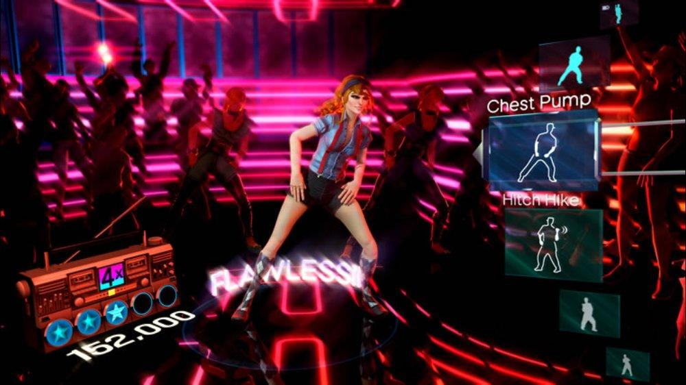 Image from Dance Central Demo