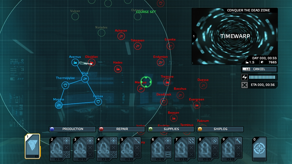 Image from Carrier Command: Gaea Mission - Demo