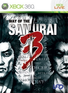 Way of the Samurai 3 Head and Apparel Items