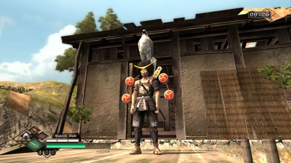 Image from Way of the Samurai 3