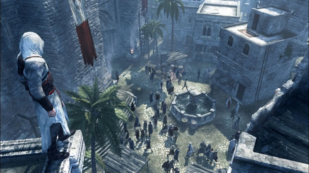 Image from Assassin&#39;s Creed