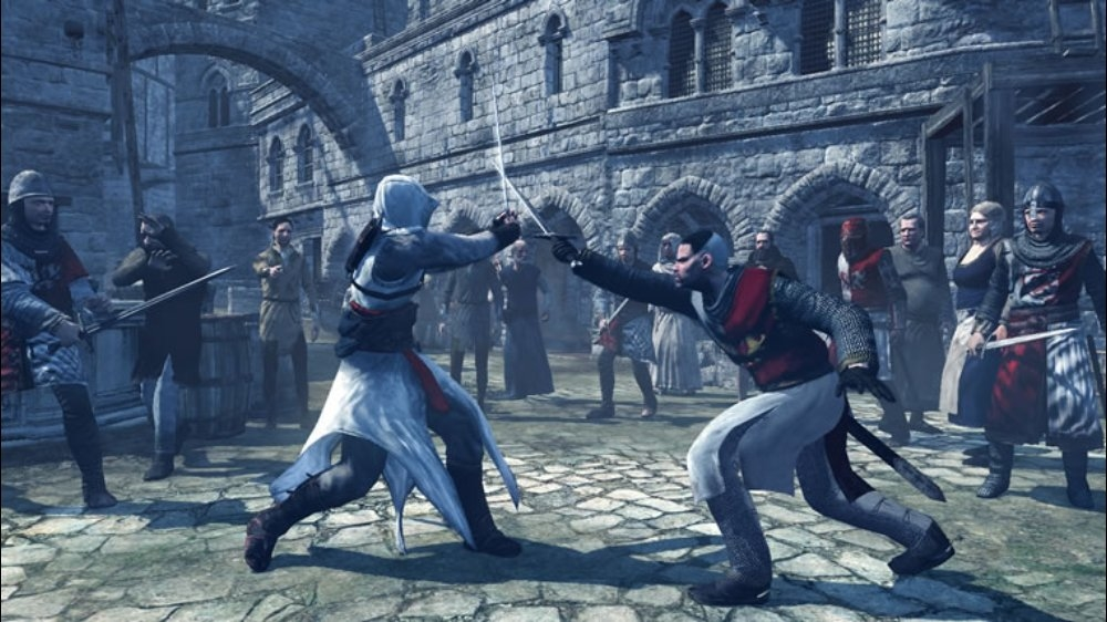 Image from Assassin's Creed