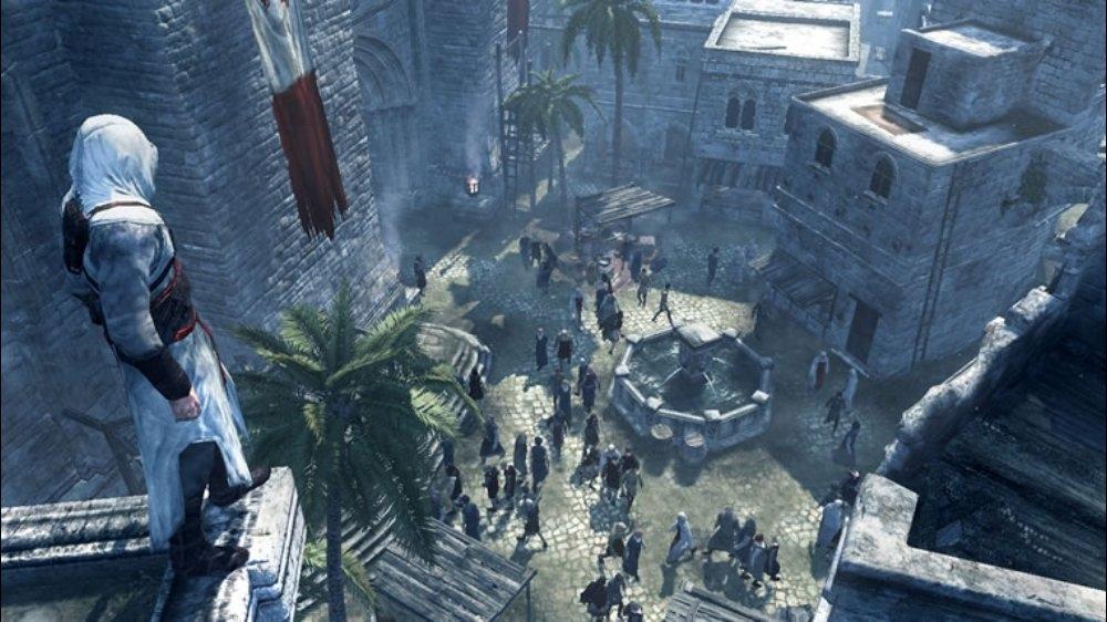 Obraz z Assassin's Creed