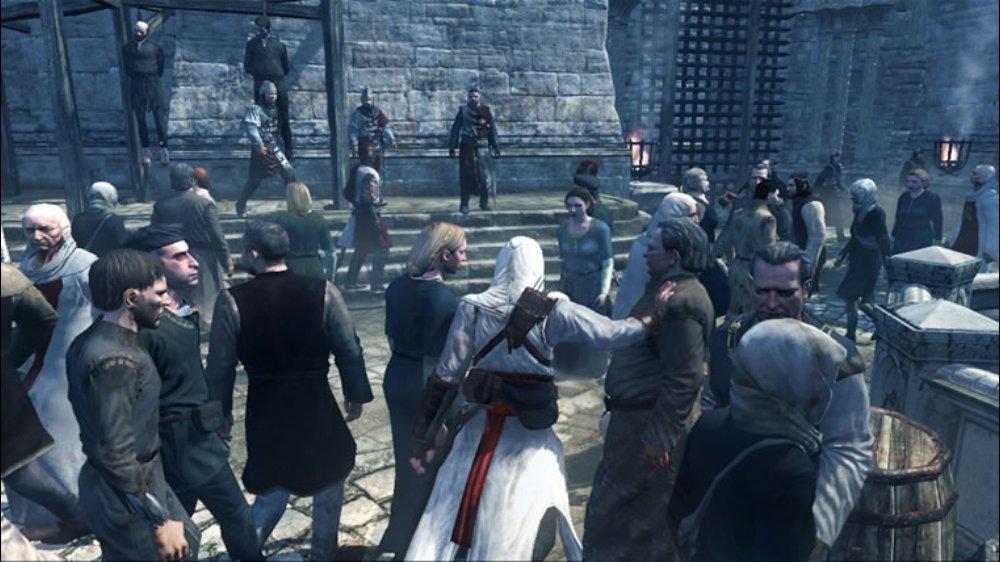 Изображение из Assassin's Creed