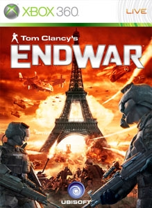 Tom Clancy's EndWar - Spetsnaz Guard Brigade Themes
