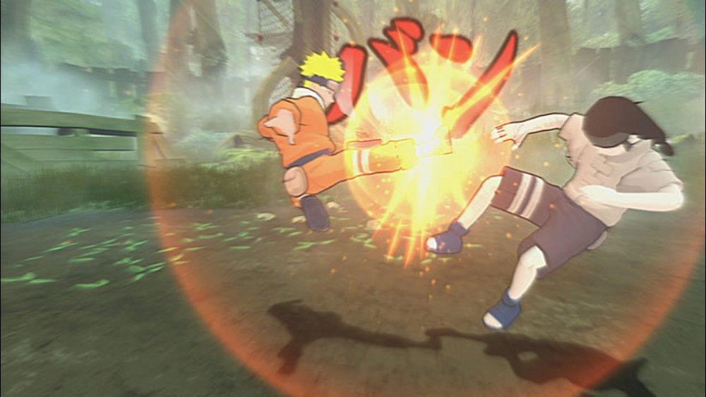 Image from Naruto Rise Of A Ninja
