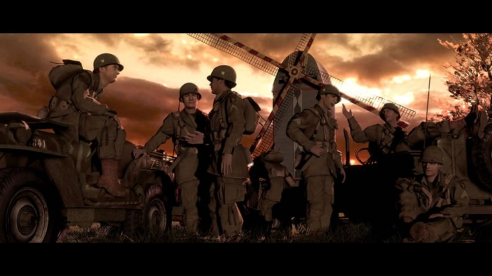 Image from Brothers in Arms: HH