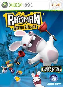 Rayman Raving Rabbids Premium Theme