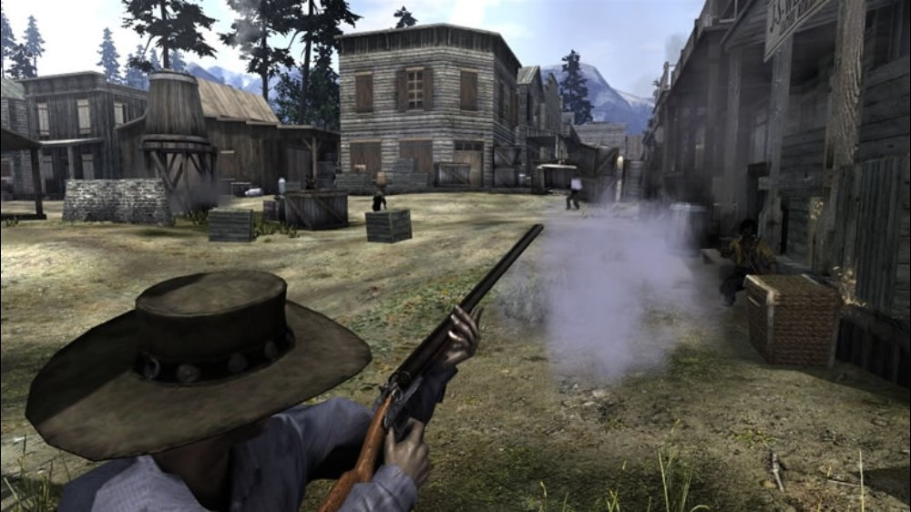 Image from Call of Juarez