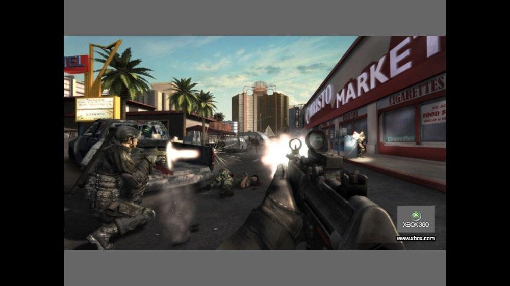 TC's RainbowSix Vegas2 のイメージ