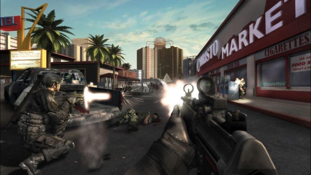 Изображение из TC's RainbowSix Vegas2