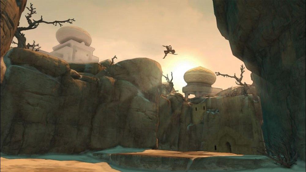 Snímek ze hry Prince of Persia