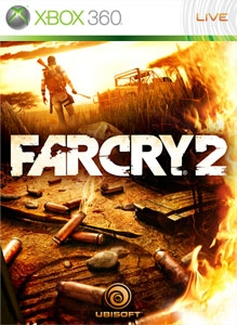 FAR CRY 2 - Gamer Picture Pack 1