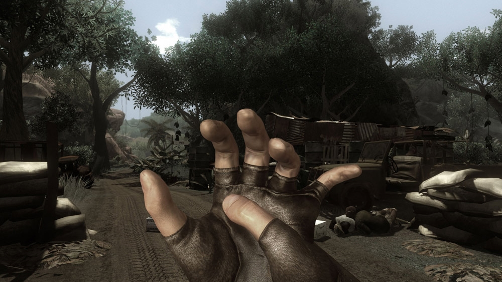 Image from Far Cry 2