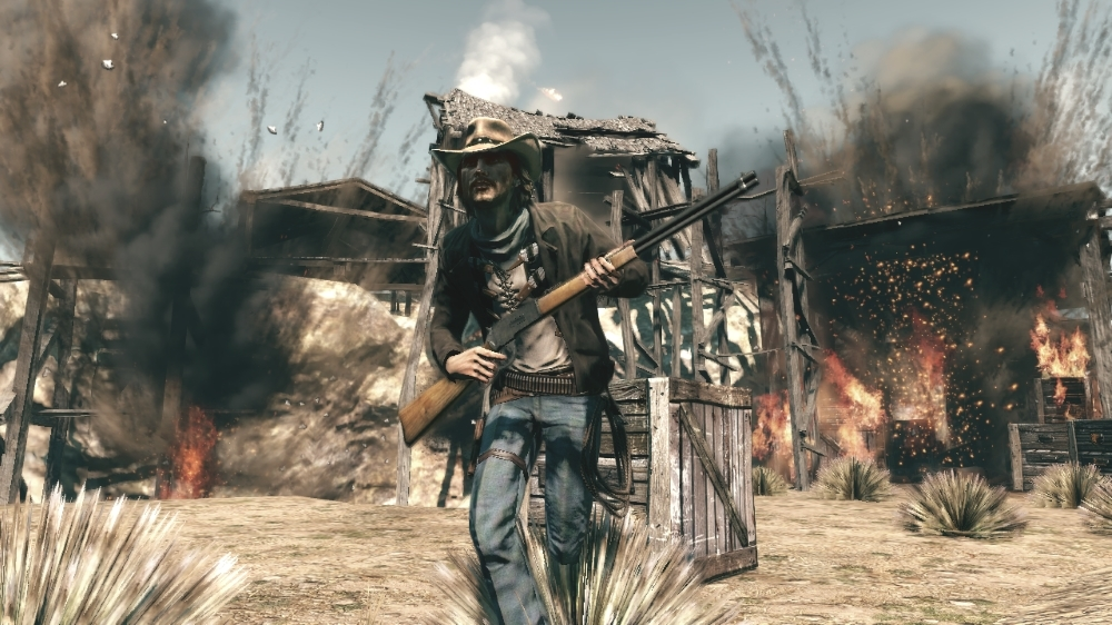 Imagen de Call of Juarez: BiB