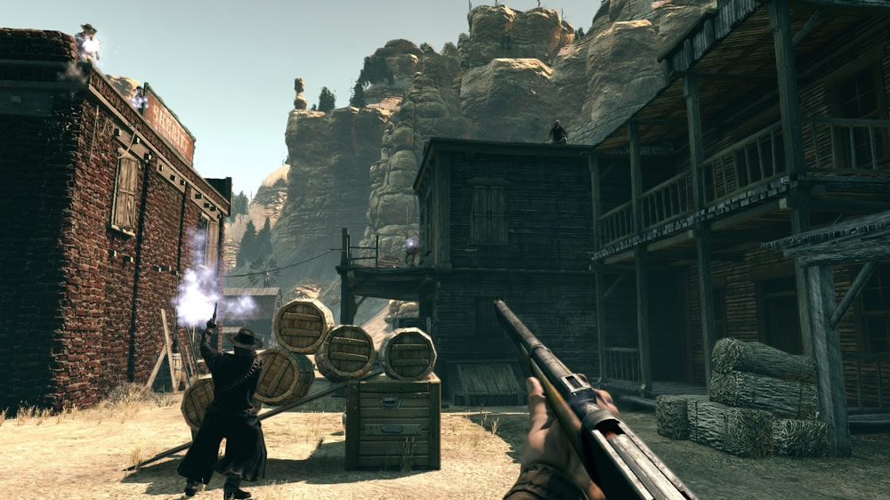 Image from Call of Juarez: Bound in Blood